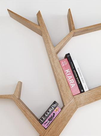 tree bookshelf woodworking plans