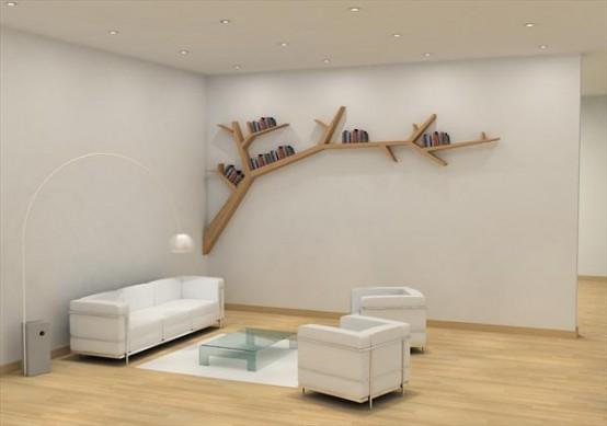 diy bookshelf design ideas