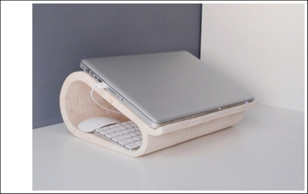 diy wood keyboard